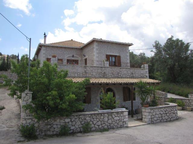 Villa Gioia - Katouna - Pis