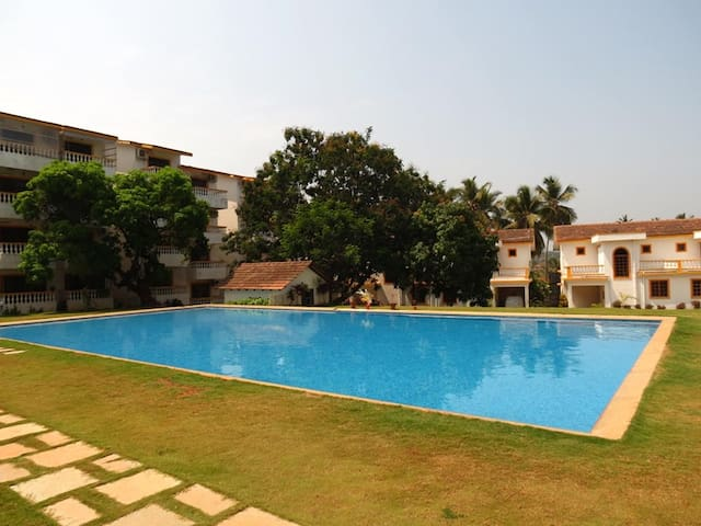 Holiday home near Candolim Beach - Candolim - Apartamento