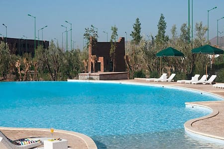 Magnifique appartement à Marrakesh - Μαρακές