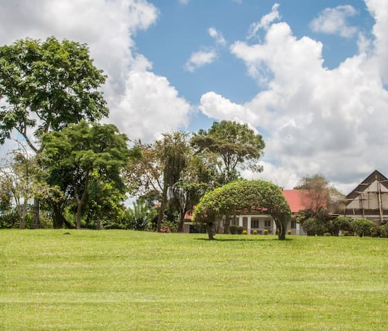 Hillside Garden Retreat_Bugala - Kampala - Huoneisto