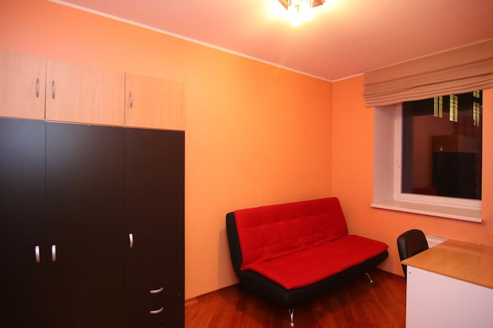 Private city center bedroom 2 (WIFI, sauna) - Tartu - Apartment