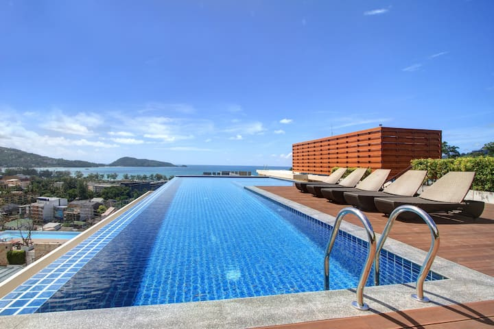 Modern Studio Amelia - Patong - Appartement