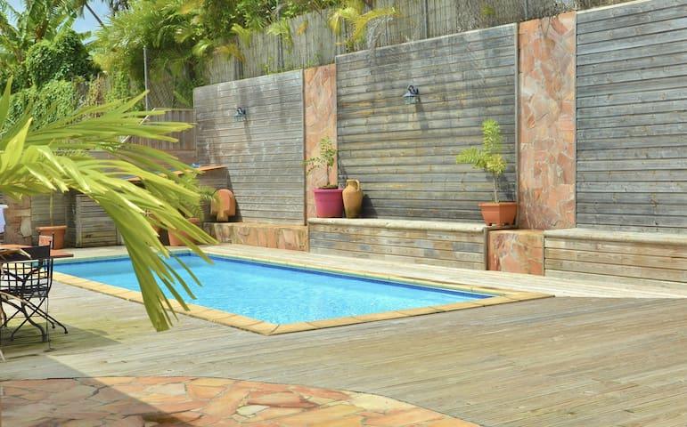 La Kahina-Villa détente Martinique