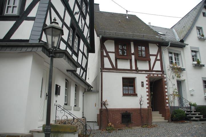 4 Sterne Ferienwohnungen in TOP-Lage - Montabaur - Daire