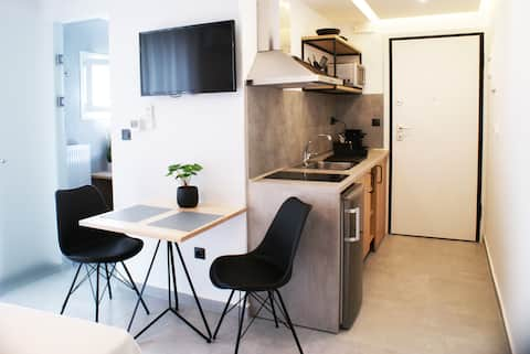 Bright stylish studio near city center! Welcome #2