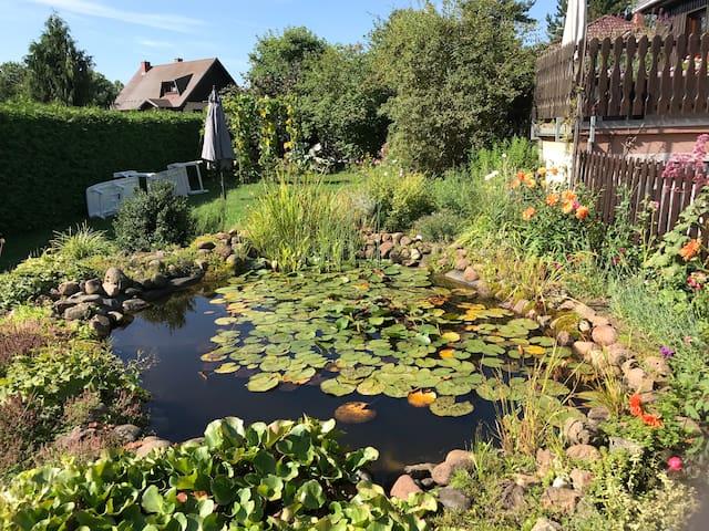 Ruhige Wohnung zwischen Rheinsberg und Neuruppin