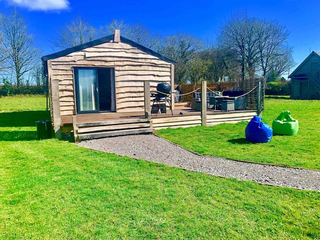 The Otterford Retreat -The Blackdown Hills -HotTub