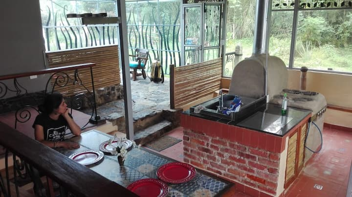 Candelaima Artistic Cabin, colombian mountains!!!!