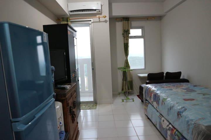 (Booked) Apartemen Dramaga Tower