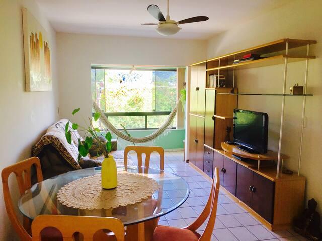 Lindo apto de 2 quartos na Brava! - Itajaí - Apartamento