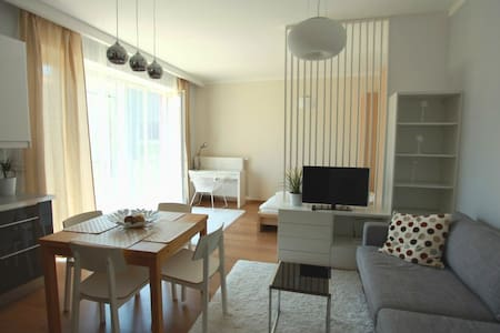 Center of Old Town! sauna, jacuzzi! - Gdansk - Appartement