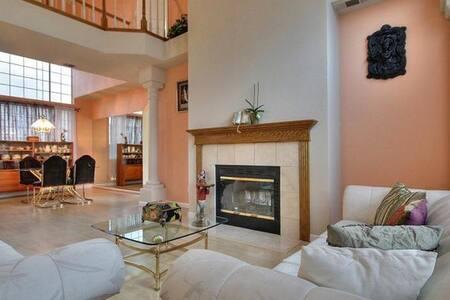 2100 sq ft, 4 BR 3 bath, sunny spacious home - Fremont - Ház
