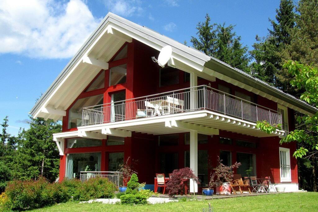 Ferienhaus MELITA Sommer