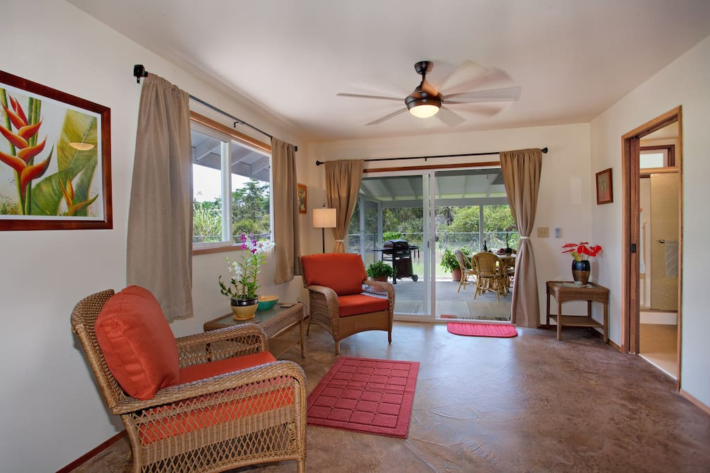 Fresh and new, cozy and comfortable accommodations