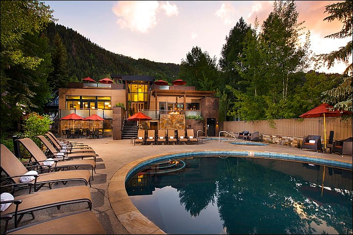 APRIL $225/Night Gant 1 Bd-FP Pools Hot Tubs Gym! - Aspen - Condominium