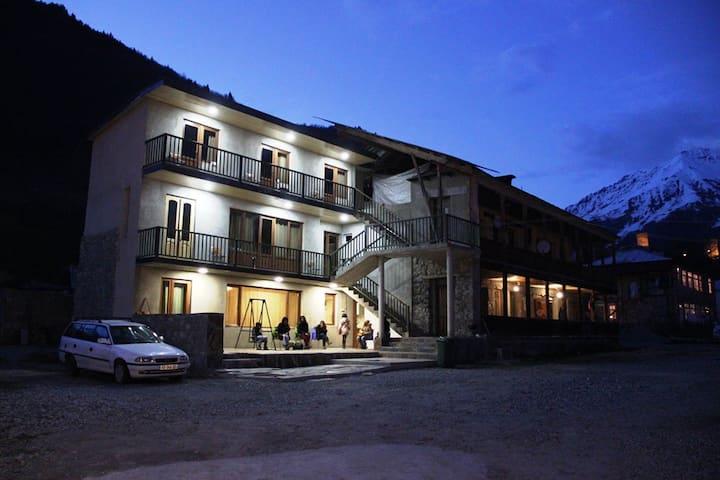 Mestia Hotel Level