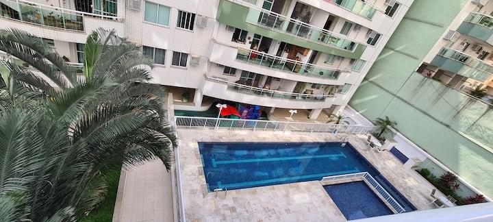 Apartamento 3 quartos na 25 de Agosto