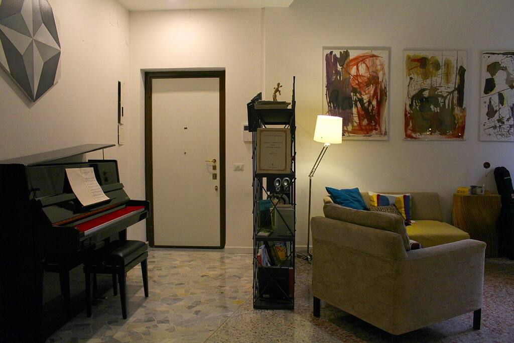 Ingresso con pianoforte