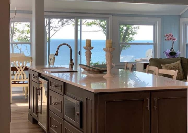 ❤️ Blue Haven New Beach House YOUR Private Beach❤️