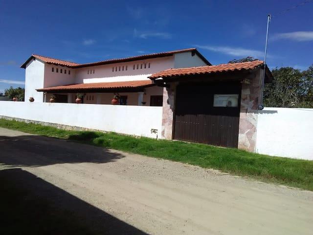 Villa del convento