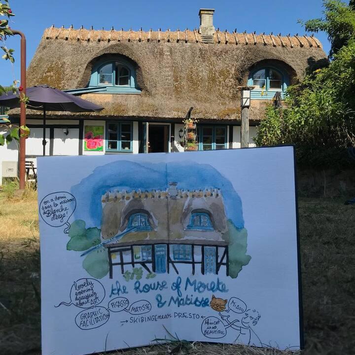 House of Creativity / Kvisten i Skibinge/Præstø