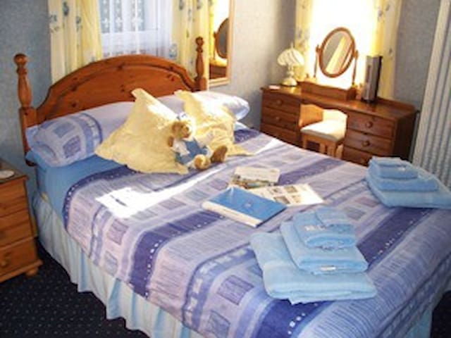 Double en-suite room with Full breakfast included - Alexandria - Bed & Breakfast