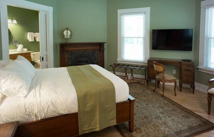 Greenway House B and B- Daycholah - Green Lake - Bed & Breakfast