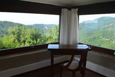 Casa rustica con vista panoramica - Clauzetto
