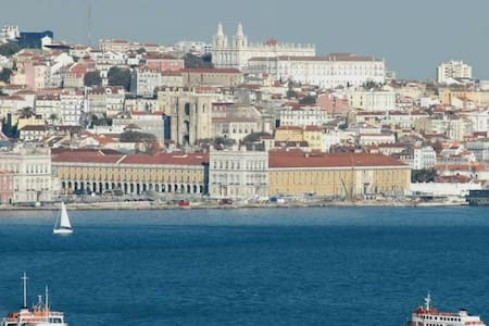Here you can ENJOY the BEST VIEW of Lisbon! - Almada