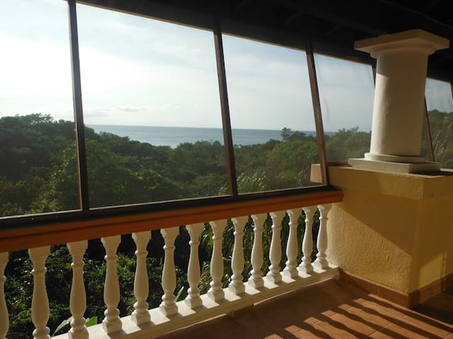 SeaView Apartment at Villa Delfin
