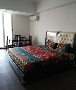 The Peak Apartment Pekanbaru