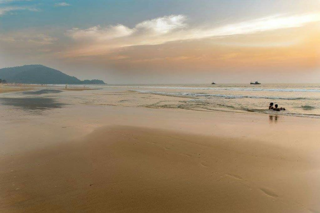 Agonda beach is paradise