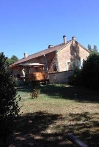 Confortable chambre d'hôtes au calme - Pezuls - Guesthouse