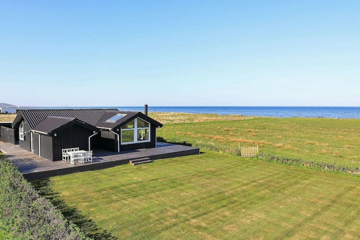 Seaside Holiday Home in Jutland with Terrace