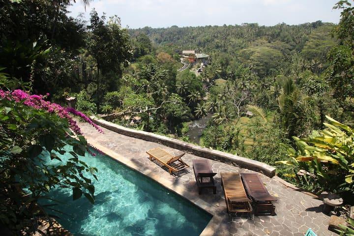 Bungalow in Bali´s Iconic house - Ubud - Vila