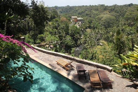 Bungalow in Bali´s Iconic house - Ubud