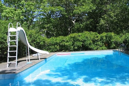 BIKE TO OCEAN, HEATED POOL, FAMILY - Sagaponack - House
