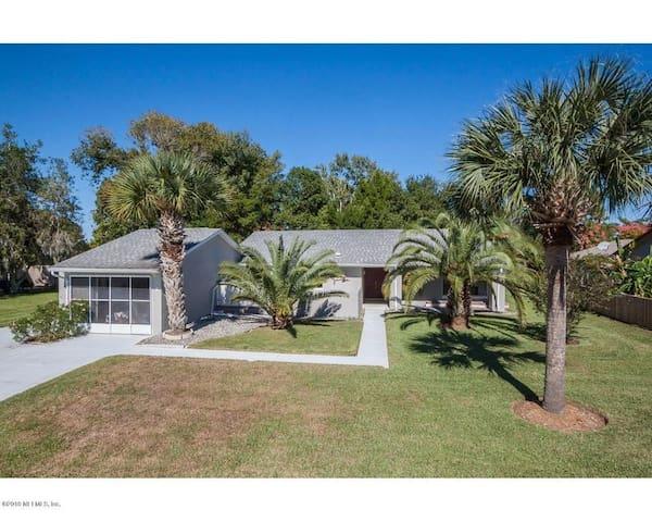Palm Coast Vacation Rental House