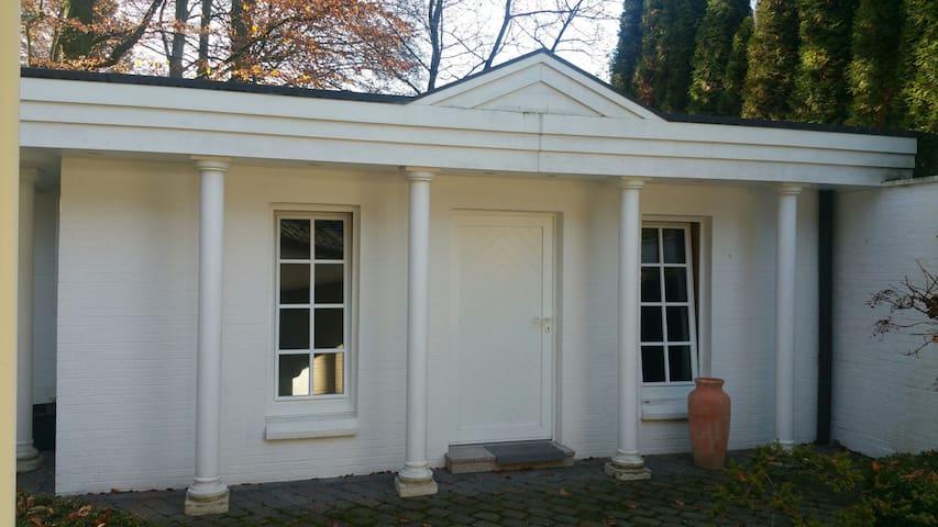 Gästehaus im Grünen in Zoo Nähe. - Osnabrück - House