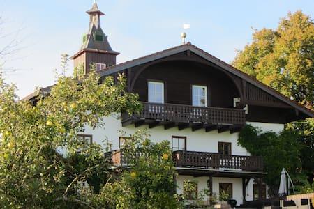 Romantikapartment auf  Klostergut! - Huglfing - Apartment