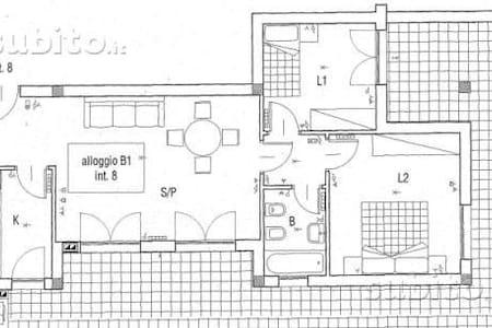 Affitto stanzetta singola o doppia - Rom - Haus