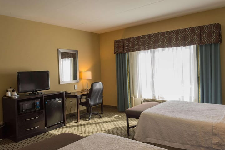 Marvelous Double Two Double Beds At Sevierville