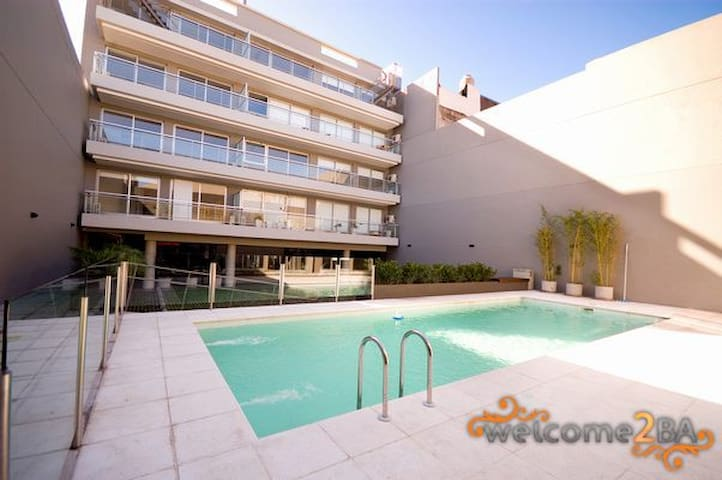 New apart. with private terrace - Buenos Aires - Lägenhet