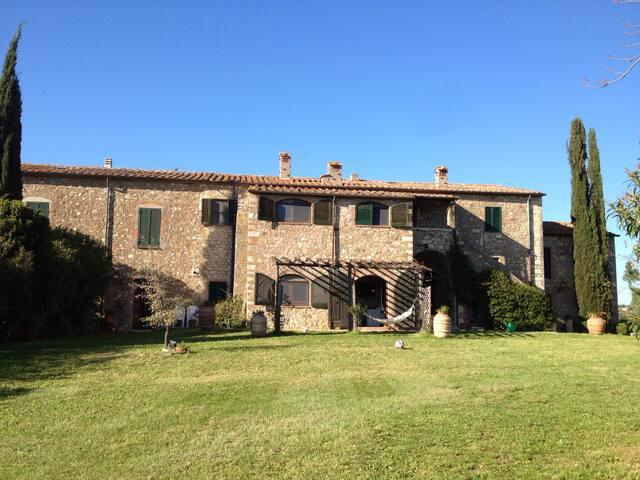Appartamento abside di Santa Maria - Magliano In Toscana - Appartement