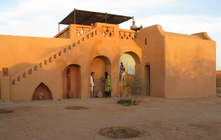 pour les amoureux du désert