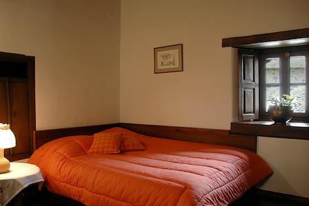 18th-century mansion (double room) - Vizítsa