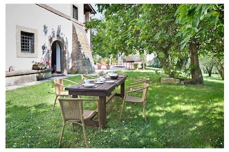 Casa Brigida in casale con piscina - Capranica - Apartment