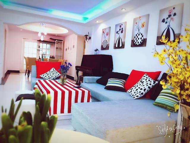 春城钢琴摩登之家/Morden Piano suite - Kunming - Apartemen