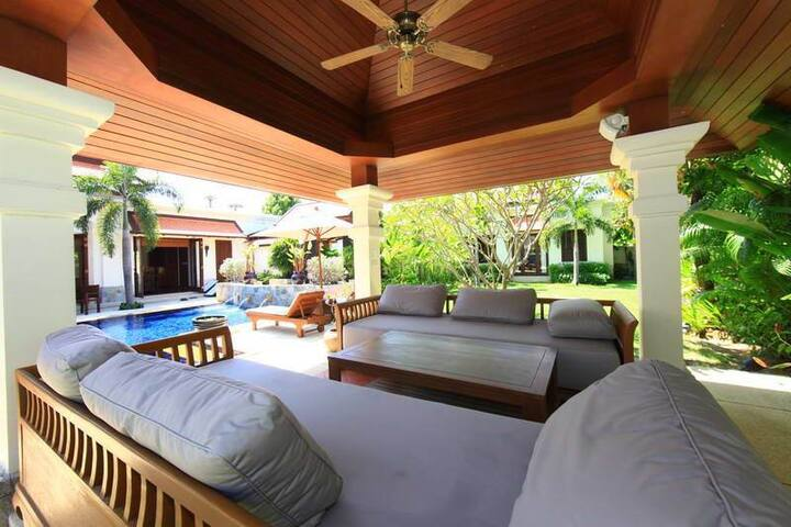 Laguna Luxury 4 Bedroom-Sai-Taan - Choeng Thale - Villa