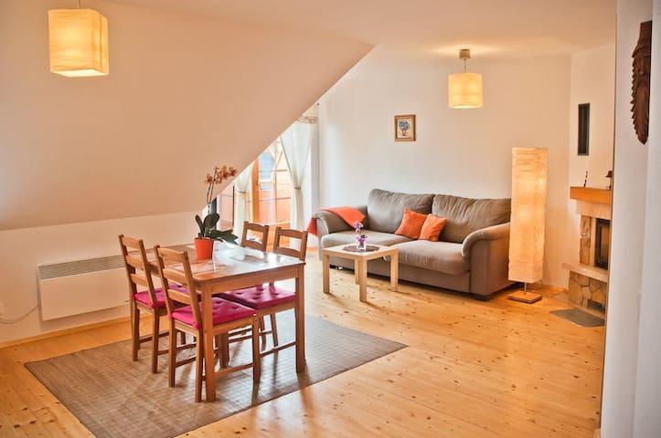 Smiths apartment in Koscielisko - Tatra County - Apartamento